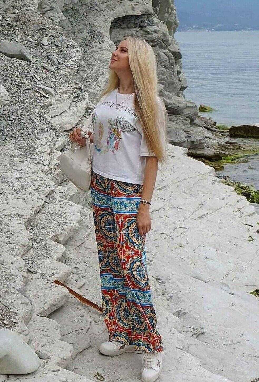 летние брюки женские 2020