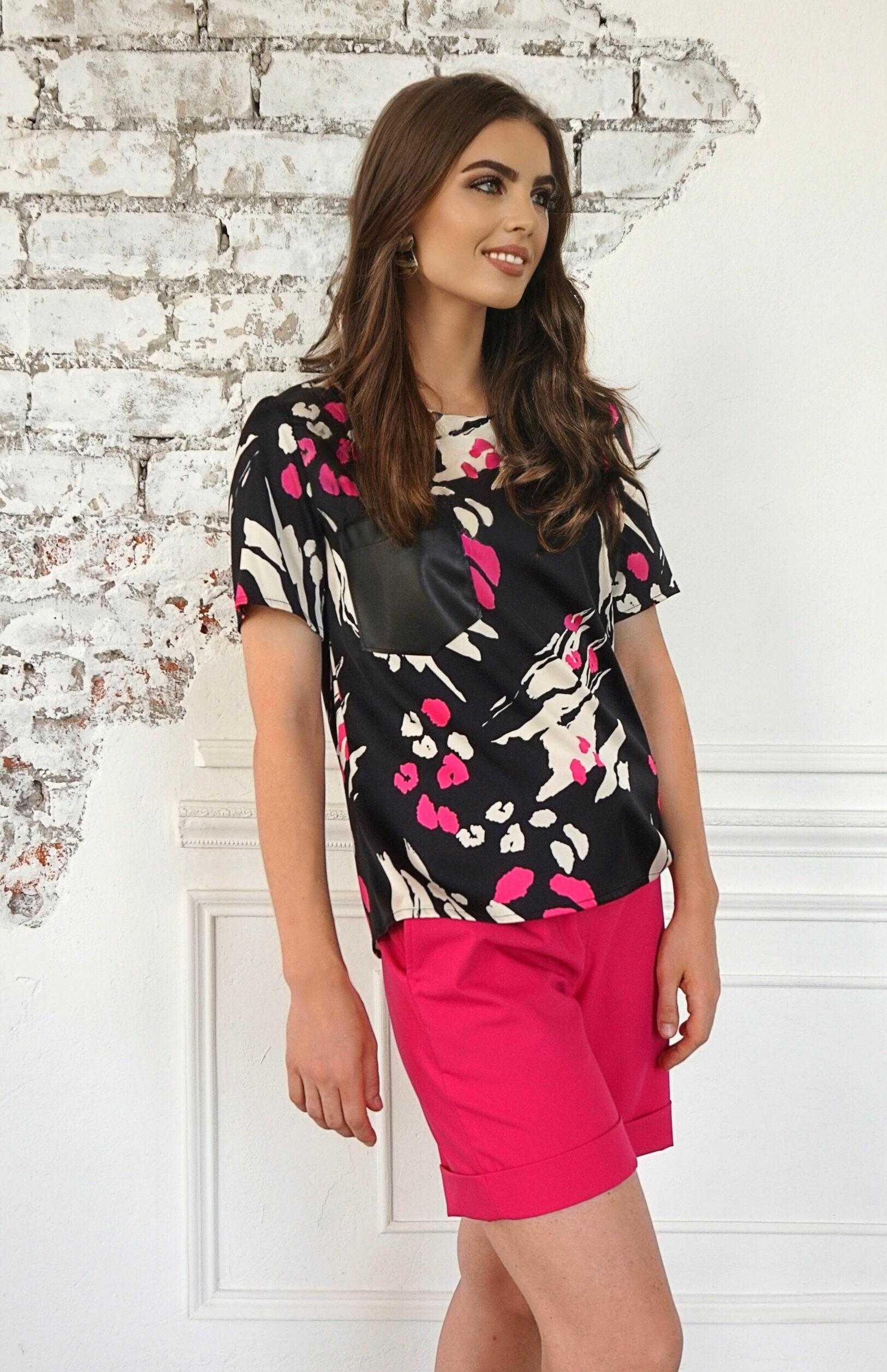 базовая блузка женская