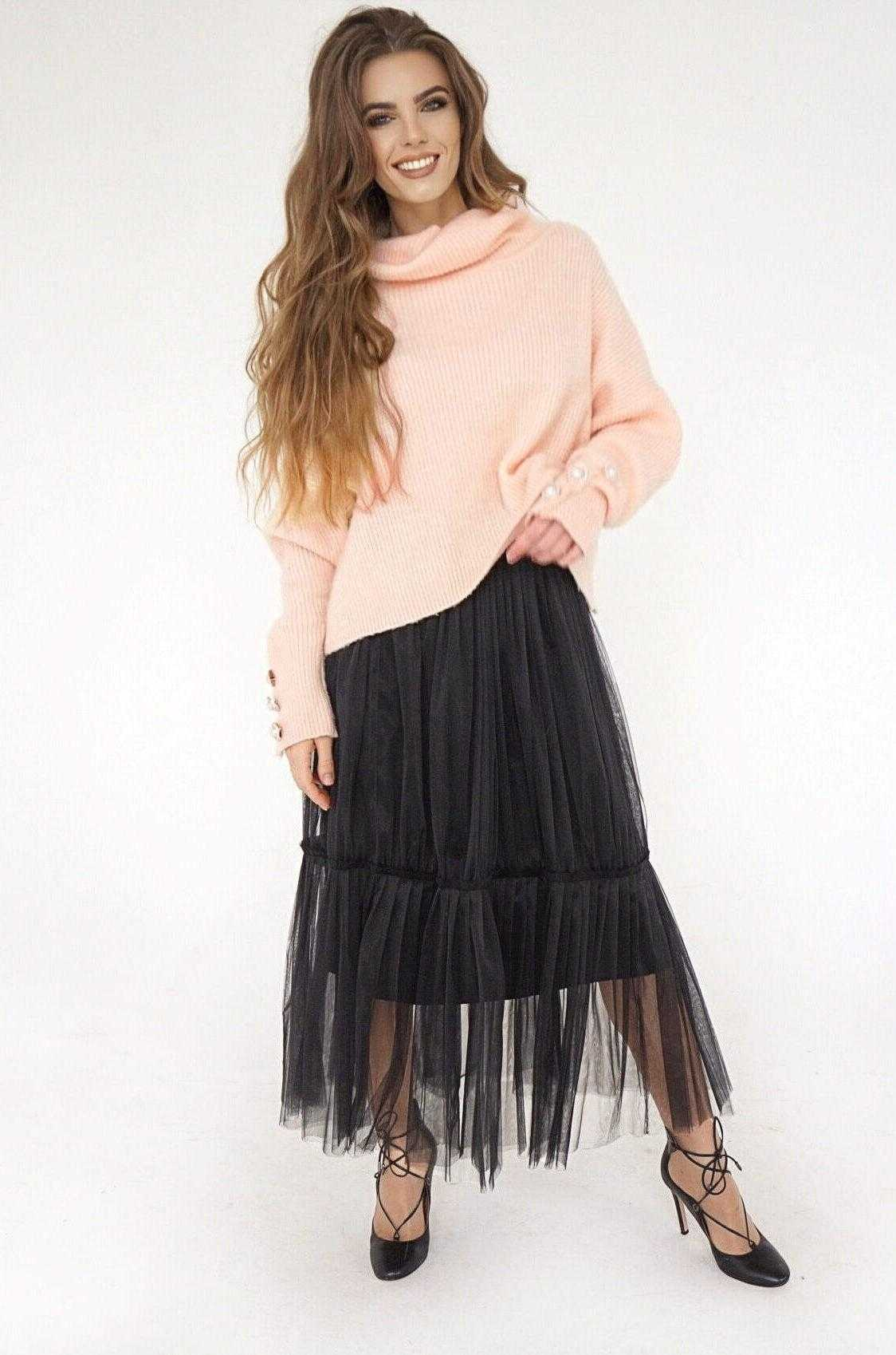 юбка фатин